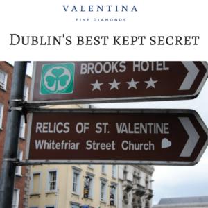 Relics of St. Valetine - Dublin's Well-Kept Secret