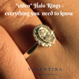 Video: Everything You Need to Know About Halo Engagement Rings