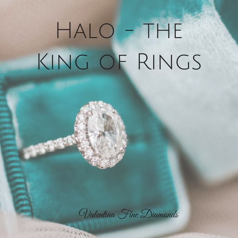 Blog Post: Halo - the King of Engagement Rings