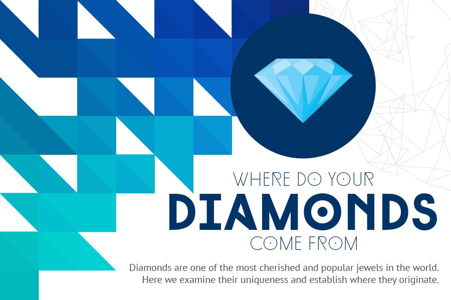 Where Do Your Diamonds Come From?