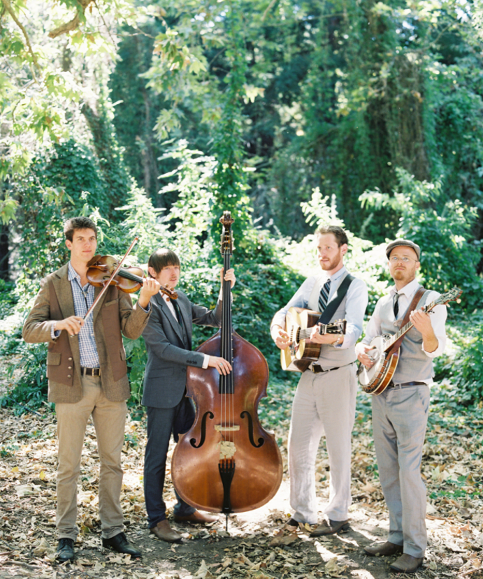 Bluegrass Band for Outdoor Weddings