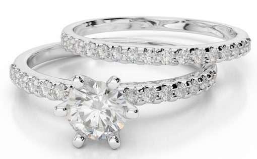 diamond solitaire engagement ring dublin