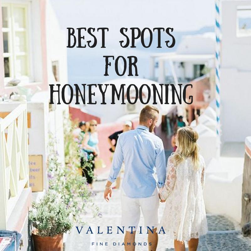 Blog Post: Best spots for honeymoons