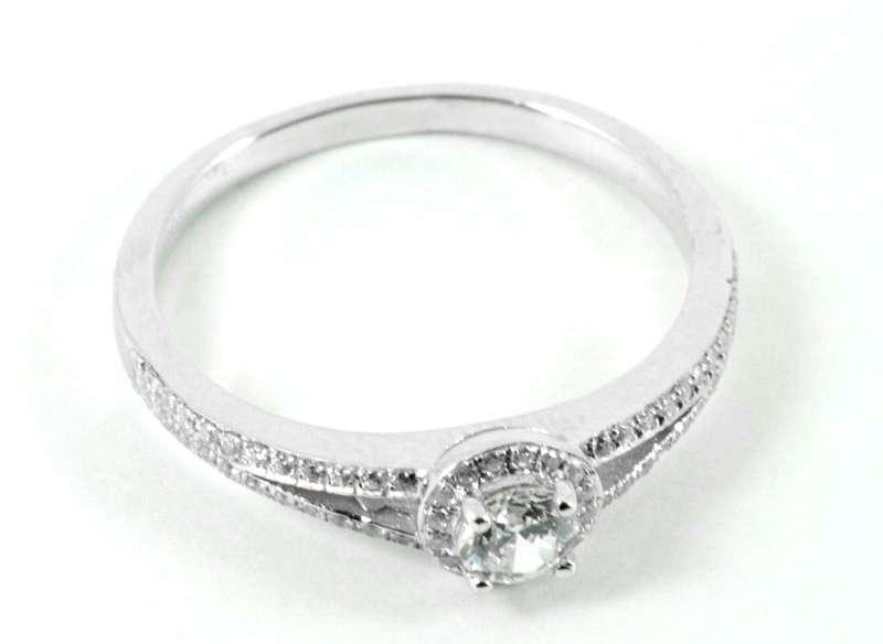 Halo Engagement Ring Ireland