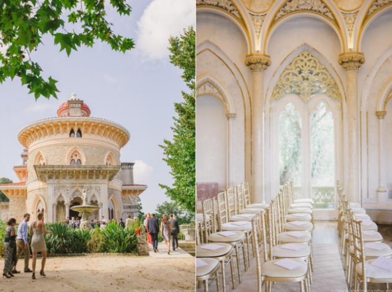 Wedding venues in Sintra, Portugal