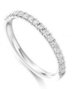 Stunning Diamond Half Eternity