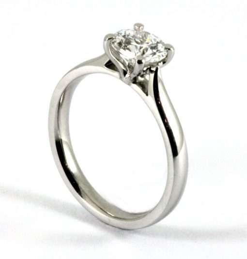 1 Carat Lab Diamond Solitaire