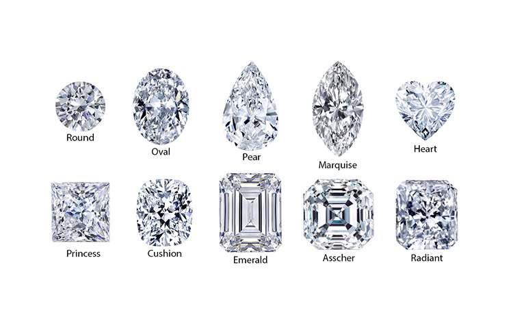 Fancy Shape Diamonds